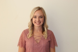 Alivia Lytle, Co-Editor and Chief