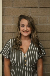 Sadie Fugate, Co-Editor-in-Chief, News Editor, Opinion Editor, Social Media Director